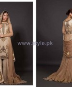 Fahad Hussayn Embroidered Dresses 2013-2014 For Brides 9