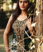 Faiza Saqlain Formal Dresses 2014 For Women 003