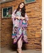 Firdous Fashion Corduroy Collection 2013-2014 For Winter 9