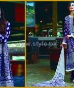 Firdous Fashion Digital Viscose Dresses 2014 For Girls 5