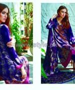 Firdous Fashion Digital Viscose Dresses 2014 For Women 8