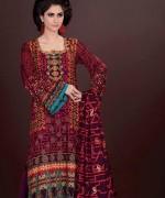 Firdous Linen 2013-2014 Volume 2 for Women 009