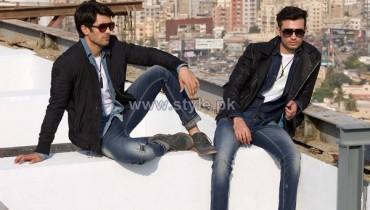 Gul Ahmed Ideas Winter Dresses 2014 For Men 2