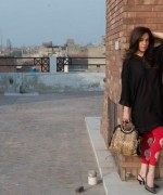 Gul Ahmed Ready to Wear Dresses for Winter 2014 005