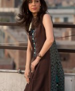 Gul Ahmed Ready to Wear Dresses for Winter 2014 007