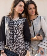Gul Ahmed Ready to Wear Dresses for Winter 2014 008