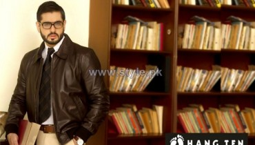 Hang Ten Leather Jacket Designs 2013-2014 For Men and Women 9