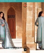 Ittehad Textiles New Linen Dresses 2014 for Women 003