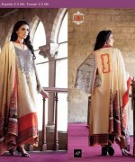 Ittehad Textiles New Linen Dresses 2014 for Women 005