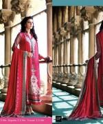 Ittehad Textiles New Linen Dresses 2014 for Women 007