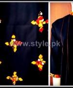 Jalebi Winter Casual Dresses 2014 For Girls 1