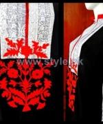 Jalebi Winter Casual Dresses 2014 For Women 6