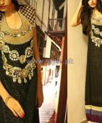 Jannat Nazir Winter Dresses 2014 For Girls 4