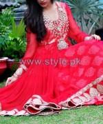 Jannat Nazir Winter Dresses 2014 For Women 10