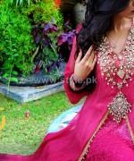 Jannat Nazir Winter Dresses 2014 For Women 5