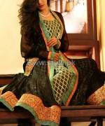 Jannat Nazir Winter Dresses 2014 For Women 6