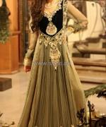 Jannat Nazir Winter Dresses 2014 For Women 8