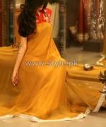 Jannat Nazir Winter Dresses 2014 For Women 9
