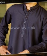 Junaid Jamshed Winter Dresses 2013-2014 For Boys 2