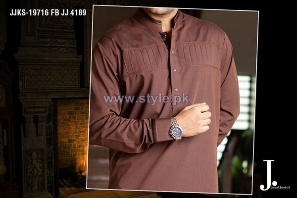 Junaid Jamshed Winter Dresses 2013-2014 For Men 5