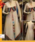 Kotak Fashion Winter Dresses 2014 For Women 002