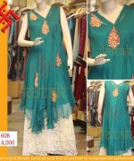 Kotak Fashion Winter Dresses 2014 For Women 004