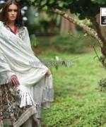 LSM Fabrics Merino Shawl Designs 2013-2014 For Winter 3