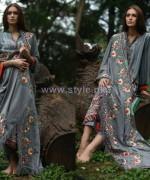 LSM Fabrics Merino Shawl Designs 2013-2014 For Winter 4