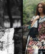 LSM Fabrics Merino Shawl Designs 2013-2014 For Winter 5