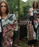 LSM Fabrics Merino Shawl Designs 2013-2014 For Women 8