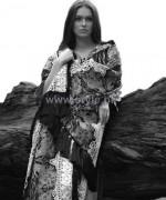 LSM Fabrics Merino Shawl Designs 2013-2014 For Women 9