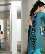 Lala Sana and Samia Celebre Embroidered Winter Dresses 2013-2014 009