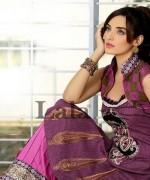 Lala Sana and Samia Celebre Embroidered Winter Dresses 2013-2014 014