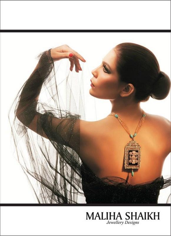 Maliha's Shaikh Jewellery Designs 2014 For Women 002