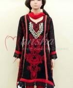 Mansha Winter Dresses 2013-2014 For Kids 0007