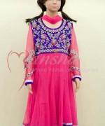 Mansha Winter Dresses 2013-2014 For Kids 002
