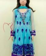 Mansha Winter Dresses 2013-2014 For Kids 004