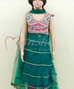 Mansha Winter Dresses 2013-2014 For Kids 005