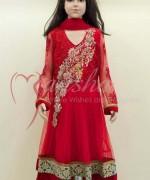 Mansha Winter Dresses 2013-2014 For Kids 006