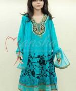 Mansha Winter Dresses 2013-2014 For Kids