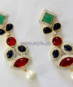 Mariam Sikander Jewellery Designs 2014 For Women 9