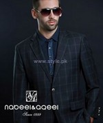 Nabeel and Aqeel Men Clothes 2014 For Winter 1
