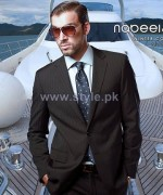 Nabeel and Aqeel Men Clothes 2014 For Winter 2