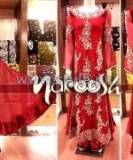 Nakoosh Winter Party Dresses 2014 For Girls 7