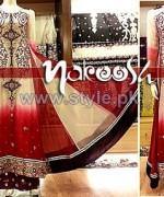 Nakoosh Winter Party Dresses 2014 For Women 3