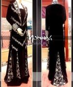 Nakoosh Winter Party Dresses 2014 For Women 4