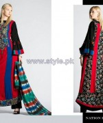 Nation by Riaz Arts Winter Dresses 2013-2014 For Women 10