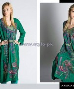 Nation by Riaz Arts Winter Dresses 2013-2014 For Women 13