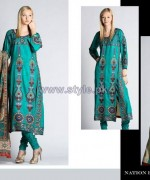 Nation by Riaz Arts Winter Dresses 2013-2014 For Women 9