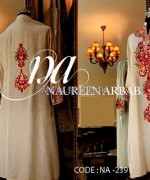 Naureen Arbab Party Wear Dresses 2014 For Winter 3